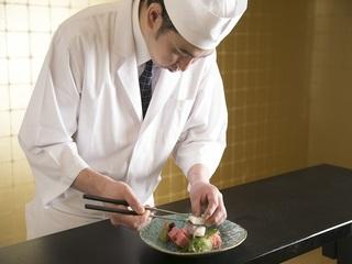 料理長の特選懐石~特選お造り、季節の味ご飯でグルメなお夕食を~