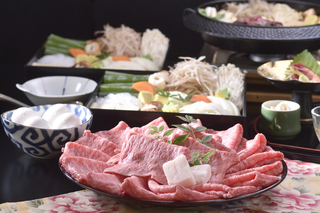 Japanese Sukiyaki dinner (include Sukiyaki dinner and breakfast)