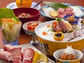 丸太町「鴨川たかし」お料理一例