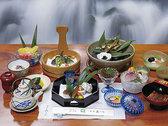 【貴船 きらく】川床料理イメージ