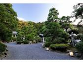 代々受け継いでいる日本庭園