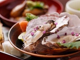 ぷりっぷりで濃厚な瀬戸内の牡蠣