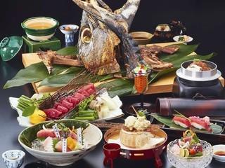 日本一!南紀勝浦「まぐろ」をご堪能『まぐろ三昧会席』※料理写真はイメージです。