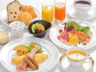 【期間限定!】お部屋タイプお楽しみプランが今だけの特別価格♪朝食は選べるモーニングプレート