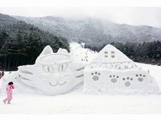 周辺観光 スノーリゾート猫山