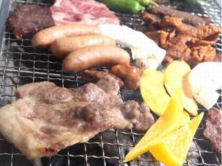 BBQ一例