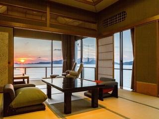 夕凪の棟|特別室|当館オーナーご自身も大好きで自信を持って皆様に推薦したいのがこちらのお部屋