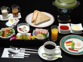 【朝食付】和・洋から選べる朝食プラン(WiFi接続無料)
