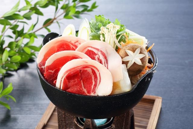 【冬限定】グルメ猪肉★ぼたん鍋