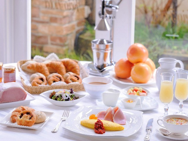 洋朝食:「こころに残る朝食」