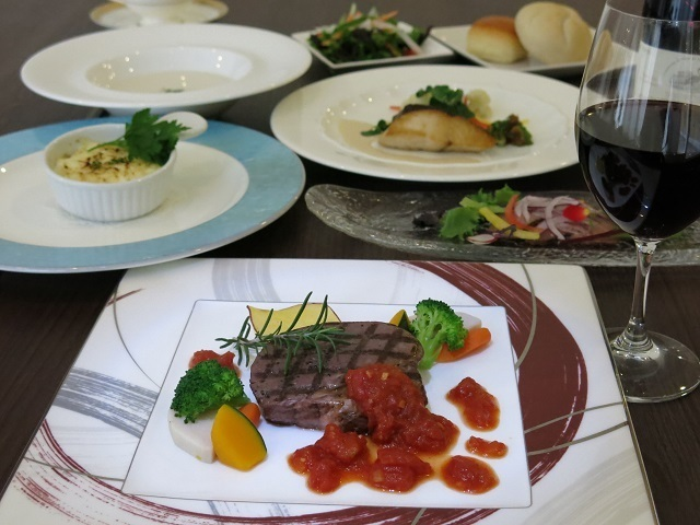 ご夕食:セレナーデ ※イメージ