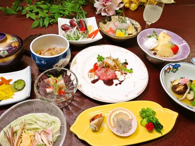 【お食事】夕食/【春夏限定】高知三大美味会席