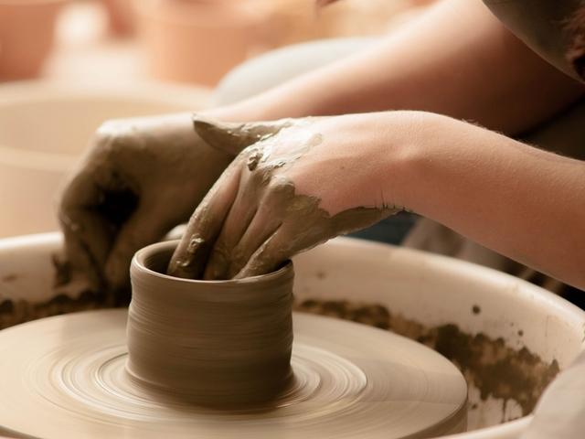 【陶芸体験】旅の想い出に世界で1つだけのオリジナルの器を作ってみませんか※イメージ