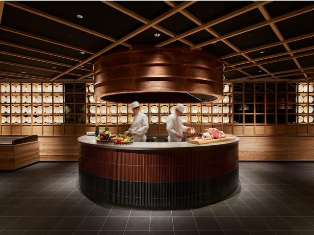 【本館ひぜんや】八百万ダイニング 九州の恵み盛り沢山のレストラン
