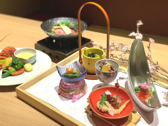 観桜美食の宴 ※写真はイメージです