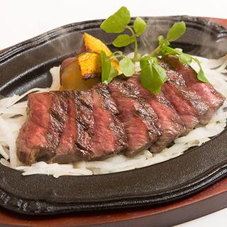 【ちょっと贅沢】 シェフおすすめのステーキディナー 〜2食付〜