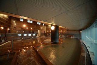 広々した大浴場内湯