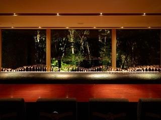 ちょっと贅沢な秋の夜を♪カウンター席がお勧め!大パノラマ窓から雨雫と緑を眺めお洒落なBARで何度も乾杯♪カクテル飲み放題&チョコ蕨餅のデザート付◇最幸な夜プラン◇