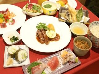 【ホテルディナー】黒毛和牛ステーキ(150g)のセット++2食付++