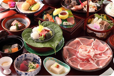 【旬の食材を楽しむ】<br>季節の和食会席プラン<スタンダードコース>