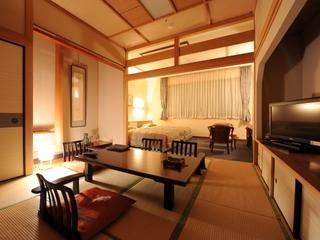 高千穂館和洋室の一例