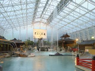 硫黄谷庭園大浴場 ※19:30~22:00は女性専用時間となります。