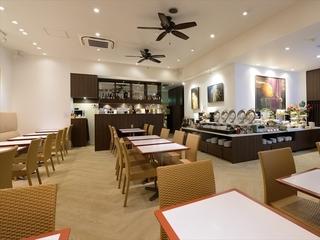 1階朝食レストラン